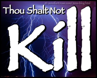 Thou Shalt Not Kill. Questions & Insights for