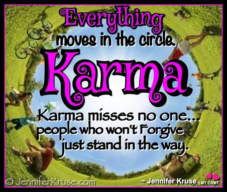 Karma Quote: