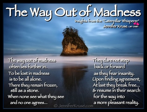 The Way Out of Madness - Mental Illness Insights from the