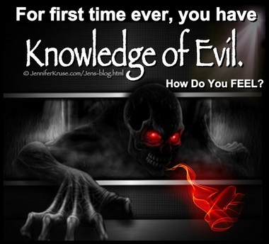 Knowledge of Evil. Questions & Insights for