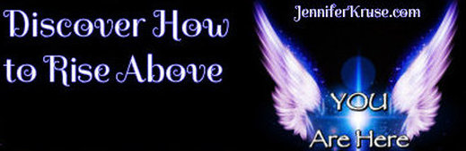 Discover How to Rise Above: No Need to Continue Struggling. by: Jennifer Kruse, LMT CRMT - Holistic & Spiritual Healer - Reiki Master Teacher - Inspirational Speaker, Teacher & Writer - Fargo, ND - JenniferKruse.com
