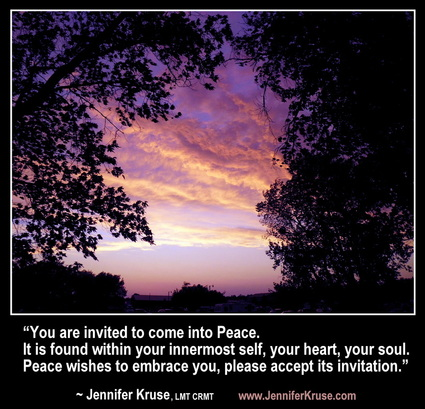 Peace Quote: